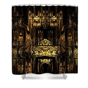 Ca389 Shower Curtain
