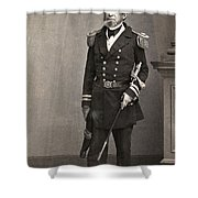 Andrew Hull Foote Shower Curtain