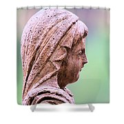 Angelface Shower Curtain