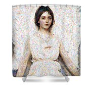 Angels In Our Midst Shower Curtain
