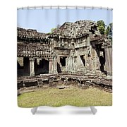 Angkor Archaeological Park Shower Curtain