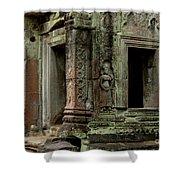 Ankor Wat Cambodia Shower Curtain
