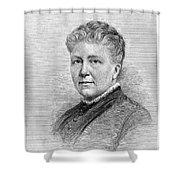 Anna Ottendorfer Shower Curtain