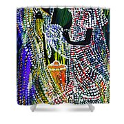 Anointing Of Jesus Shower Curtain