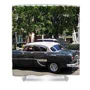 Another Classic Car Shower Curtain