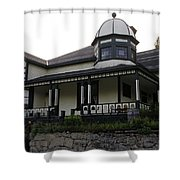 Another Greenwood Heritage Home Shower Curtain
