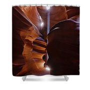 Antelope Canyon 2 Shower Curtain