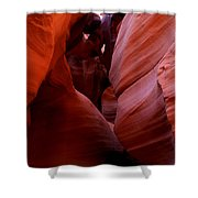 Antelope Canyon I Shower Curtain