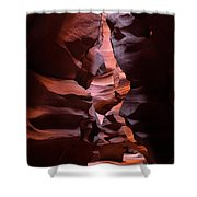 Antelope Canyon Page Arizona Shower Curtain