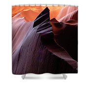 Antelope Canyon Story Of The Rock Shower Curtain