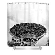 Antenna   Shower Curtain