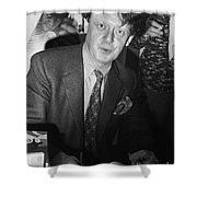Anthony Burgess (1917-1993) Shower Curtain