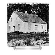 Antietam: Dunker Church Shower Curtain