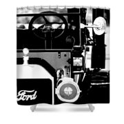 Antique Ford Shower Curtain