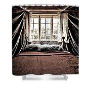Antique Luxury Shower Curtain