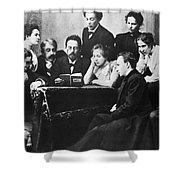 Anton Chekhov (1860-1904) Shower Curtain