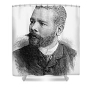 Antonio Maceo (1848-1896) Shower Curtain
