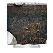 Anvil Shower Curtain