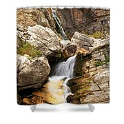 Apikuni Waterfall Shower Curtain