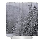 Appello Shower Curtain