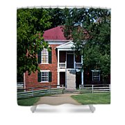 Appomattox County Court House 1 Shower Curtain