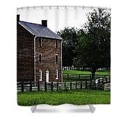 Appomattox County Jail Shower Curtain