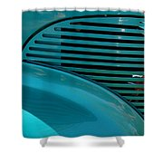 Aqua Magic Shower Curtain
