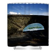 Arch And Islands Shower Curtain