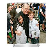 Archbishop Alexander Brunett Shower Curtain