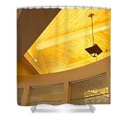 Architectural Interior 4 Shower Curtain