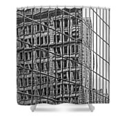 Architecture Reflections Shower Curtain