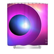 Arcturus Shower Curtain
