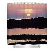 Ardnamurchan Peninsula, Lochaber Shower Curtain