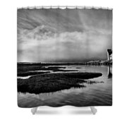 Ardvreck Out Of The Mist Shower Curtain
