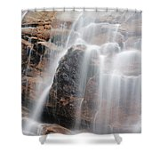 Arethusa Falls - Crawford Notch State Park New Hampshire Usa Shower Curtain