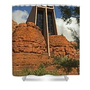 Arizona Outback 4 Shower Curtain