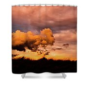 Armageddon Shower Curtain