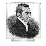 Arnold Buffum (1782-1859) Shower Curtain