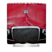 Arnolt Grille Shower Curtain