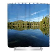 Arrow In The Sky Shower Curtain