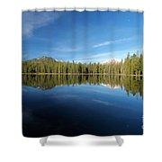 Arrowhead Reflection Shower Curtain