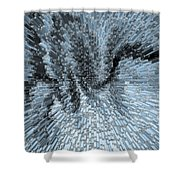 Art Abstract 3d Shower Curtain