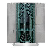 Art Deco 11 Shower Curtain