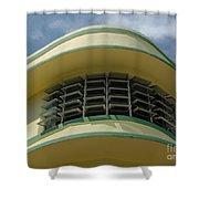 Art Deco Detail Shower Curtain