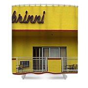 Art Deco Miami 7 Shower Curtain