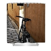 Art Gallery Rest Shower Curtain