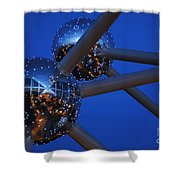 Art In Architecture 3 Shower Curtain