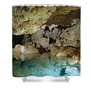 Art Palmer At Lake Of The Clouds Shower Curtain