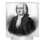 Arthur Elphinstone Shower Curtain