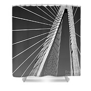 Arthur Ravenel Jr.bridge Shower Curtain
